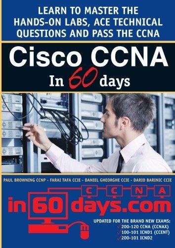 9780956989291: Cisco CCNA in 60 Days