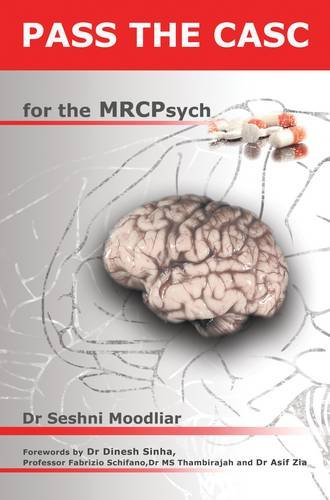 9780956994103: Pass the CASC for MRCPsych