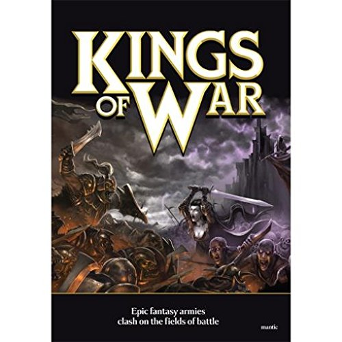 Kings of War: Epic Fantasy Armies Clash: Alessio Cavatore