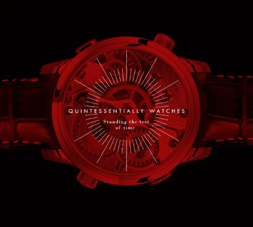 9780956995209: Quintessentially Watches