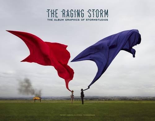 9780957005402: The Raging Storm: The Album Graphics of StormStudios