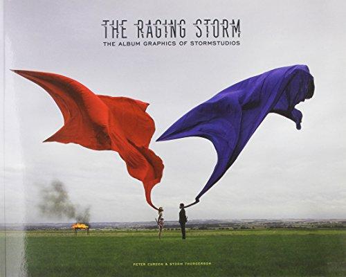 9780957005419: The Raging Storm: The Album Graphics of StormStudios