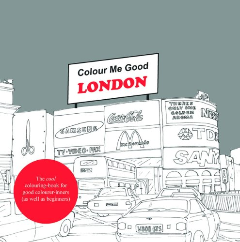 9780957005624: Colour Me Good: London