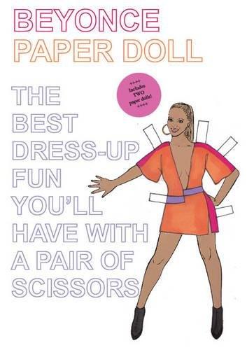 9780957005648: Beyonce Paper Doll