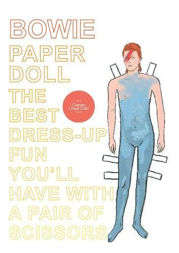 9780957005662: Bowie Paper Doll