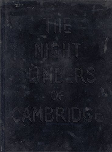 9780957049093: Thomas Mailaender: The Night Climbers of Cambridge