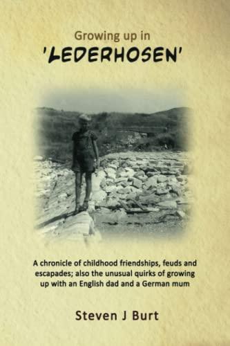 9780957053823: Growing up in 'Lederhosen'
