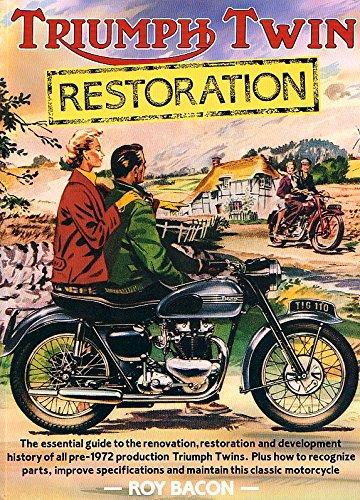 9780957066540: Triumph Twin Restoration