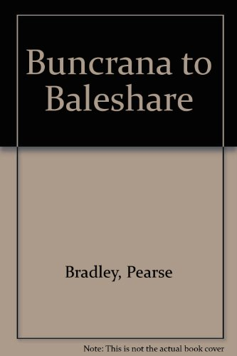 9780957071605: Buncrana to Baleshare
