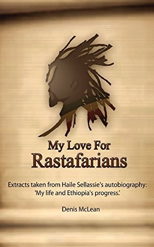 9780957081512: My Love for Rastafarians
