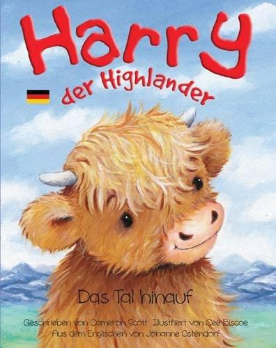 9780957084483: Harry der Highlander
