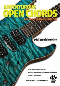 9780957085305: Adventurous Open Chords: Creative Chords for Creative Guitarists