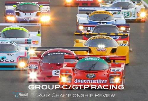 9780957086821: Group C Racing: 2012 Championship Review