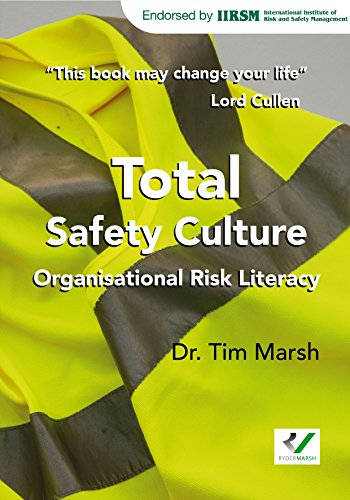 9780957091214: Total Safety Culture: Organisational Risk Literacy