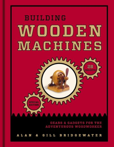 9780957096943: Building Wooden Machines, Special Edition