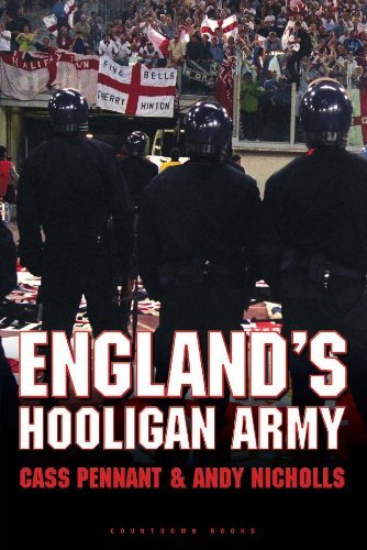 9780957098626: ENGLAND HOOLIGAN ARMY