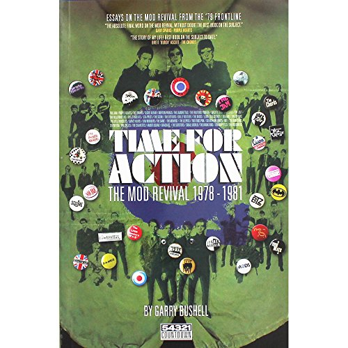 9780957098633: Time For Action