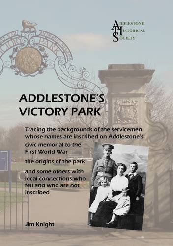 Addlestone's Victory Park: Knight, Jim