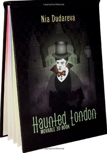 9780957127005: Haunted London (Pop Up Books)