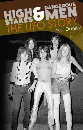 9780957144262: High Stakes & Dangerous Men: The UFO Story: An Unauthorised Biography