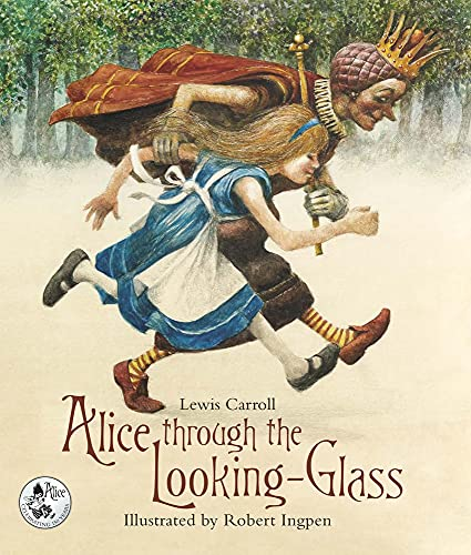 9780957148390: Alice Through the Looking-Glass