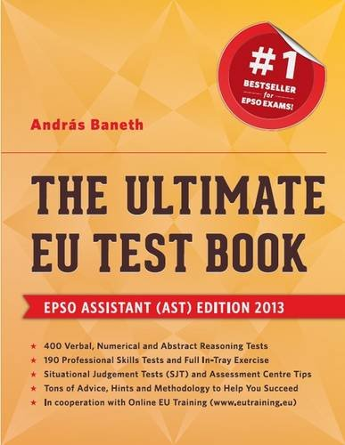 9780957150119: The Ultimate EU Test Book 2013