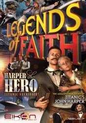 Comic Bk-Legends Of Faith (Issue 7): Harper: Eikon Bible Art