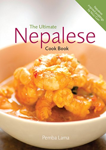 9780957154100: The Ultimate Nepalese Cookbook
