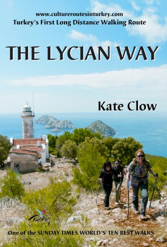 9780957154728: The Lycian Way: Turkey's First Long Distance Walking Route
