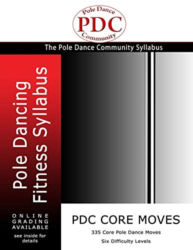 9780957167889: PDC Core Moves: Pole Dancing Fitness Syllabus. Colour Version