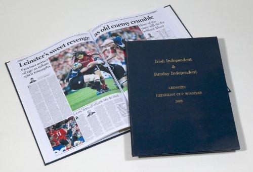 9780957180567: Memorable Moments: Heineken Cup Winners - Leinster Edition
