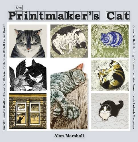 9780957181144: The Printmaker's Cat