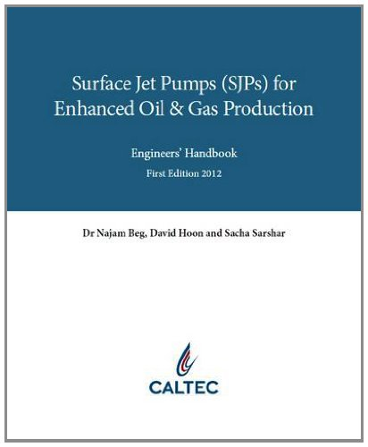 9780957182103: Surface Jet Pumps (SJPs) for Enhanced Oil & Gas Production 2012: Engineers' Handbook