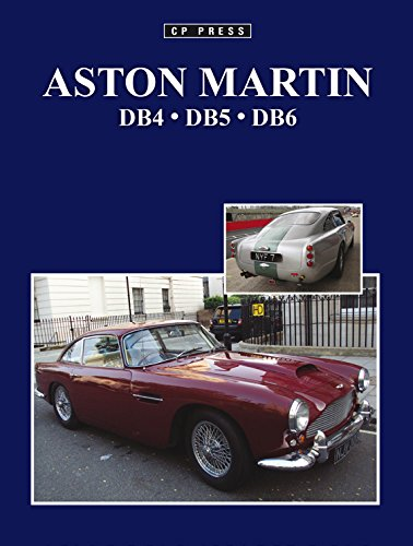 9780957194038: Aston Martin DB4 DB5 DB6