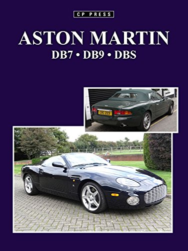 9780957194052: Aston Martin DB7, DB9, DBS