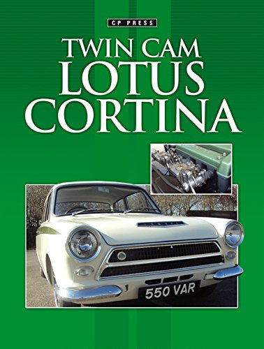 Twin Cam Lotus Cortina: Colin Pitt