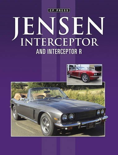9780957194090: Jensen Interceptor and Interceptor R
