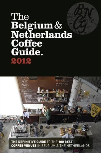 9780957204003: The Belgium & Netherlands Coffee Guide 2012