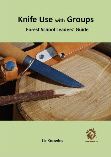 9780957214101: Knife Use with Groups: Part 1: Forest School Leader's Guide