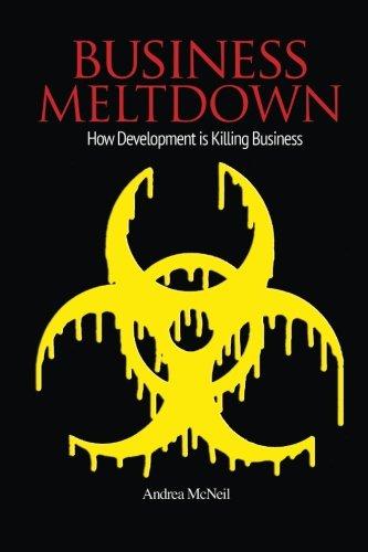 9780957214552: Business Meltdown: How Development is Killing Business