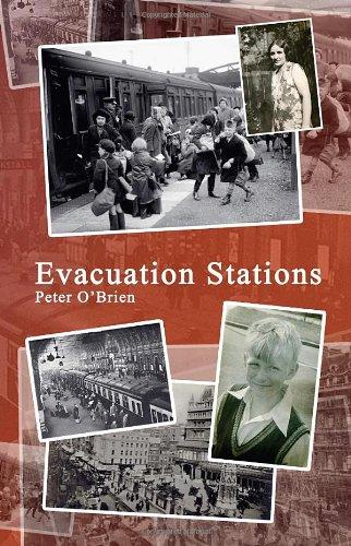 9780957228702: Evacuation Stations: Memoir of a Boyhood in Wartime England