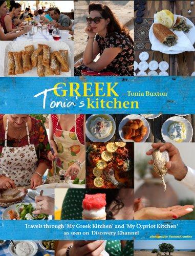 9780957231702: Tonia's Greek Kitchen