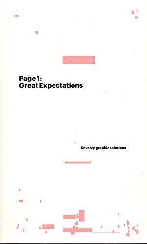9780957238107: Page 1: Great Expectations: Seventy Graphic Solutions