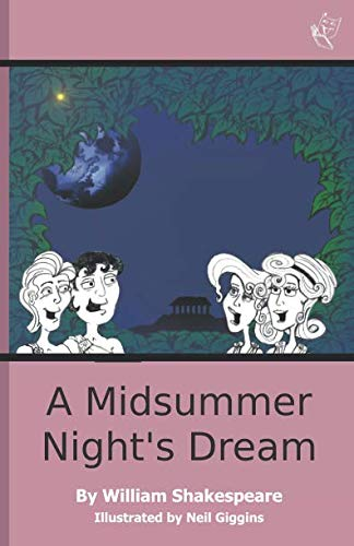 A Midsummer Night's Dream (Easy Read Shakspeare): Shakespeare, William