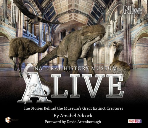 9780957243651: Natural History Museum Alive