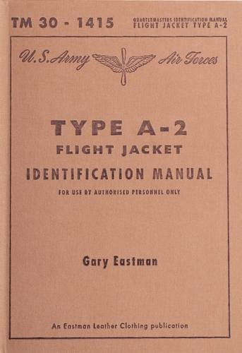 9780957251403: Type A-2 Jacket, Flyers' Intermediate Identification Manual