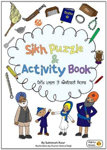 9780957254107: Sikh Puzzle & Activity Book (Punjabi Edition)