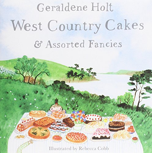 Westcountry Cakes and Other Fancies: Holt, Geraldene