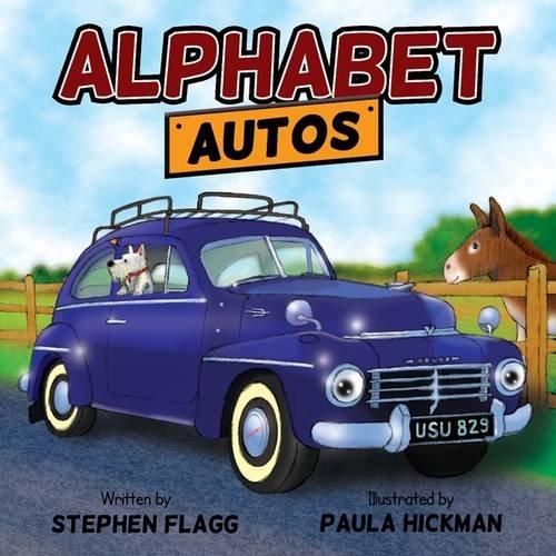 9780957260702: Alphabet Autos
