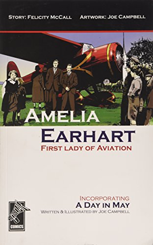9780957284807: Amelia Earhart:First Lady of Aviation